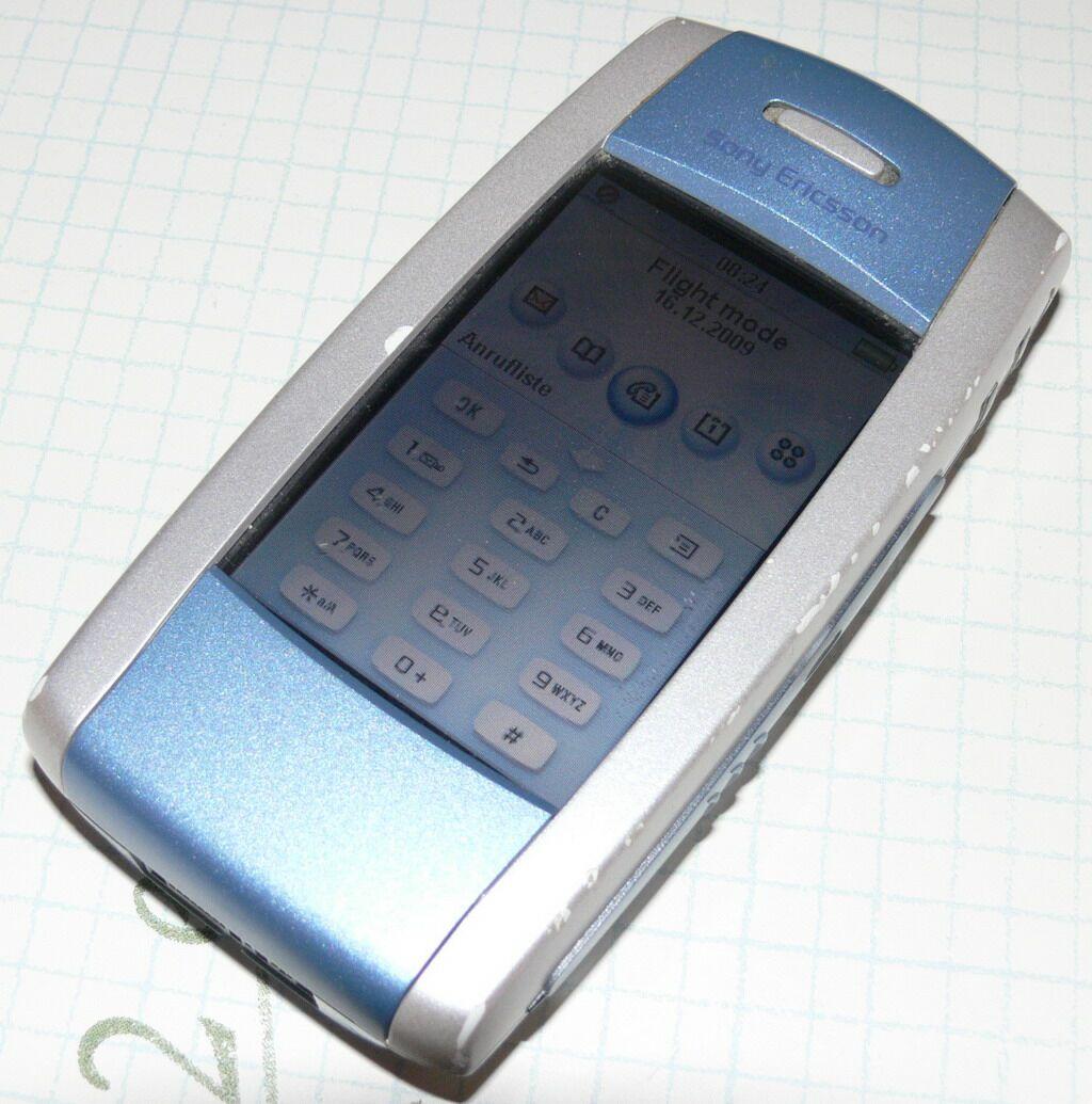 Sony P800