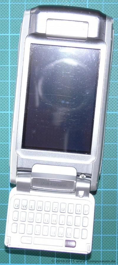 Sony Ericsson P910i geöffnet
