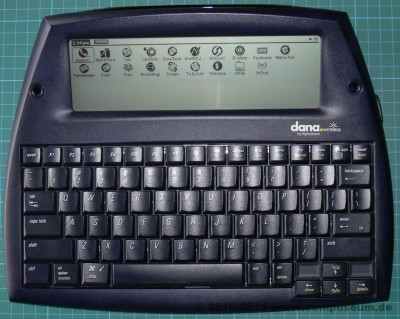 Alphasmart Dana Wireless