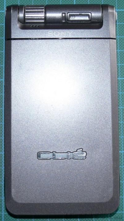 NX70 gunmetal geschlossen