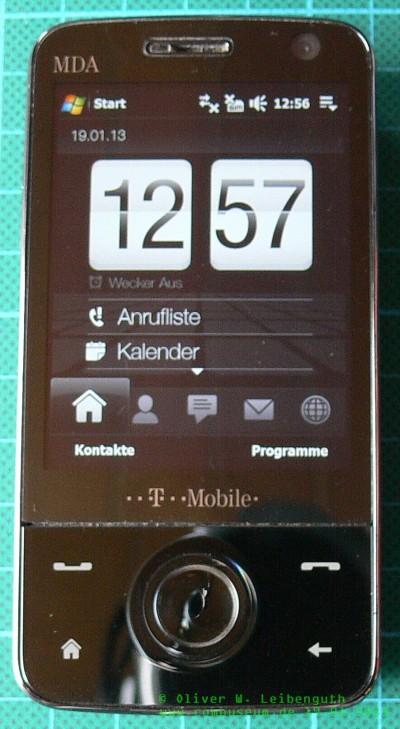 HTC Touch 3D