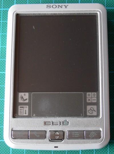 Clie-PEG SJ30
