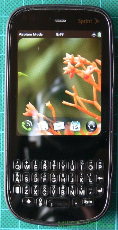 Palm Pixi P120EWW