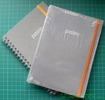 Palm Notizbücher