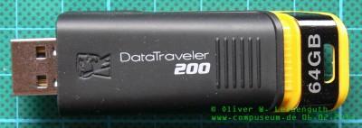 Touchpad Ladeadapter USB-Stick geöffnet