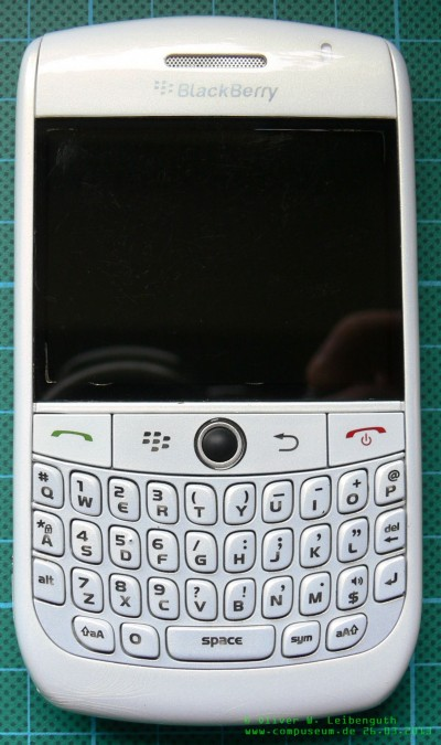 Blackberry 8900 Curve