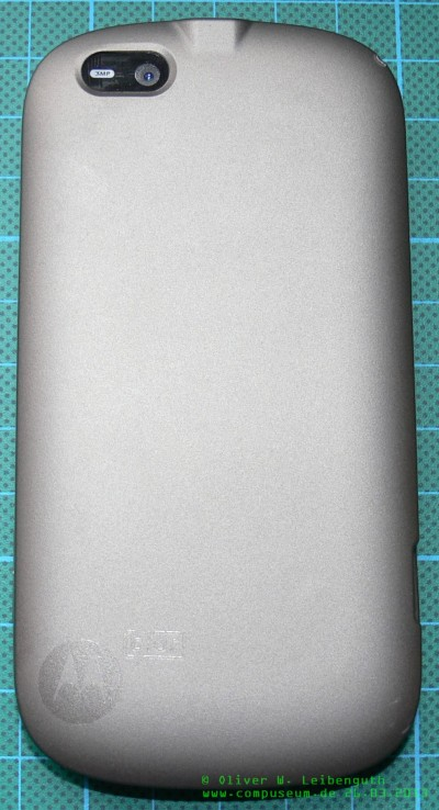 Motorola Zeppelin Rückseite