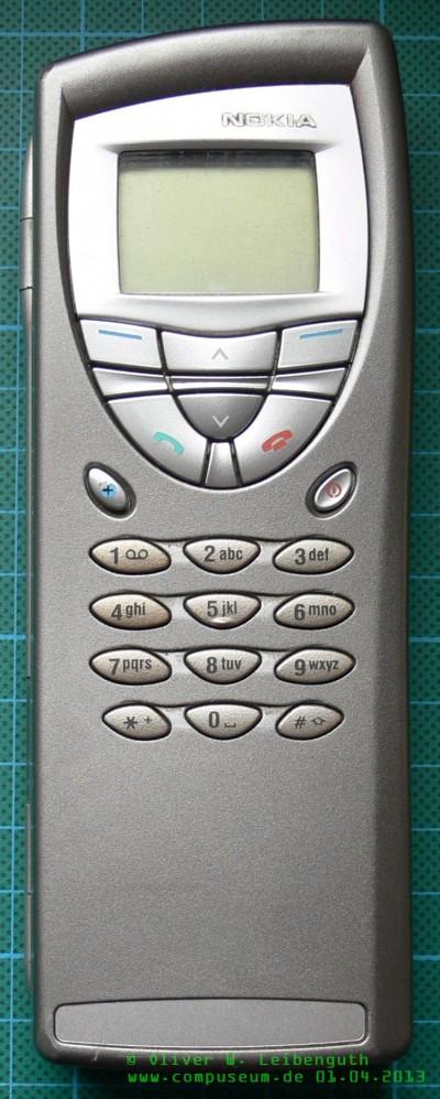 Nokia 9210i geschlossen