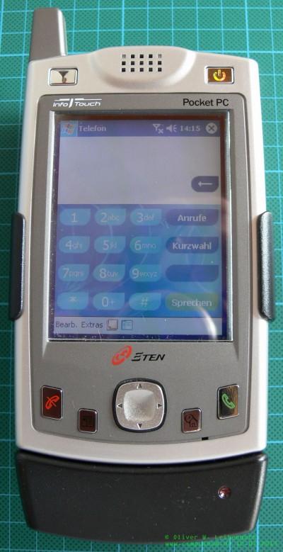 Eten InfoTouch P600 mit Expansion