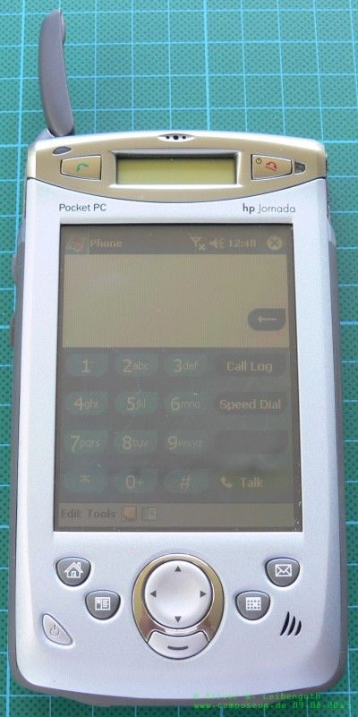 HP Jornada 928 WDA offen