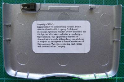 HP Jornada 928 WDA Akkudeckel