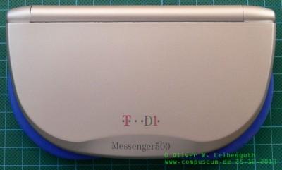 T-D1 Messenger 500 geschlossen