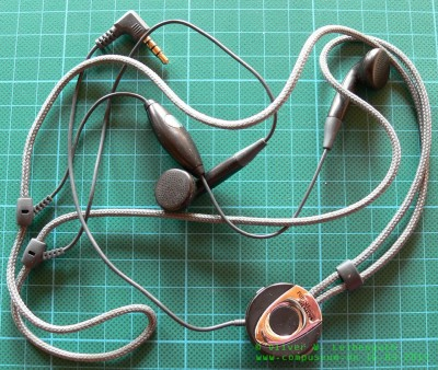 Pocket Loox T830 Headset