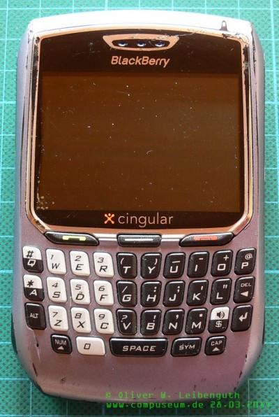 Blackberry 8700c vorne