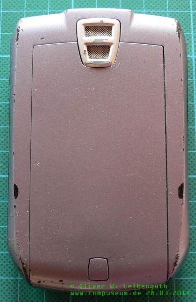 Blackberry 8700c hinten