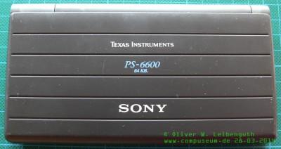 Texas Instrumens PS-6600
