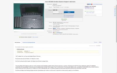 MD-8000 ebay
