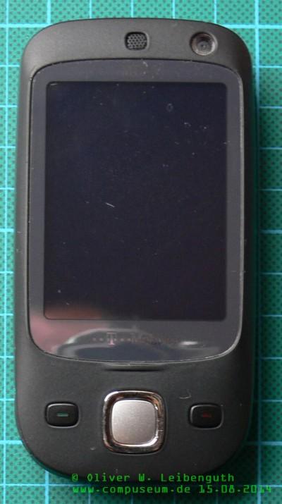 HTC Touch Plus geschlossen