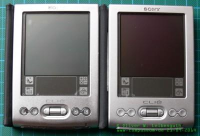 Sony TJ25 und TJ35