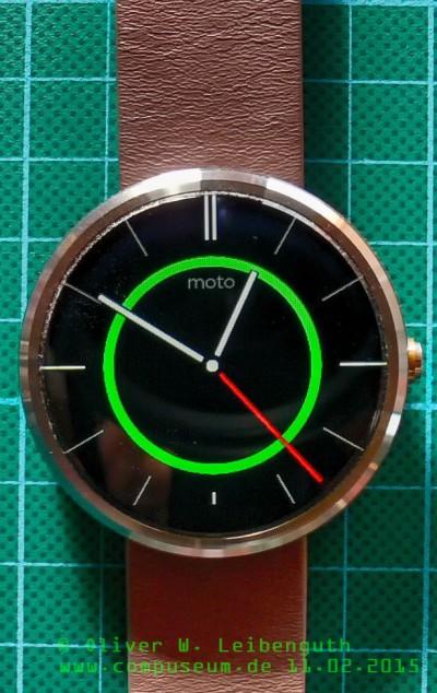 Moto 360 Watchface 1