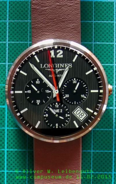 Moto 360 Watchface 2