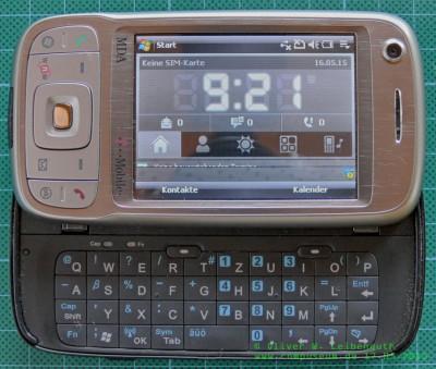 HTC Tytn II Tastatur
