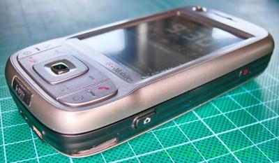 HTC Tytn II rechte Seite