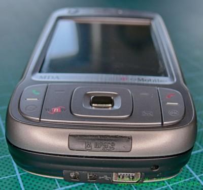 HTC Tytn II unten