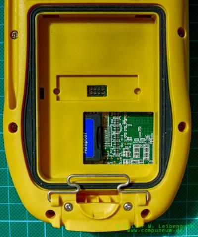 Aceeca Meazura 1500 SD-Slot