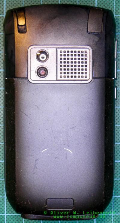reo 750 Rückseite, ohne Soft-Touch-Beschichtung