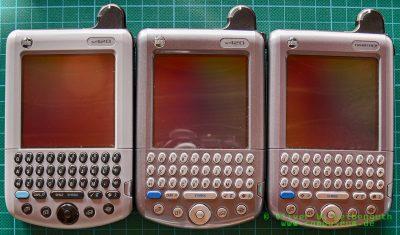 Palm X420 EVT, Palm X420 DVT, Palm Tungsten W